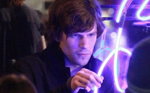 Hottest Actors Images Jesse Eisenberg,Now You See Me
