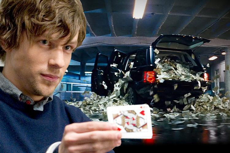 Jesse Eisenberg,Now You See Me