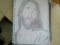 Jesus - drawing photo