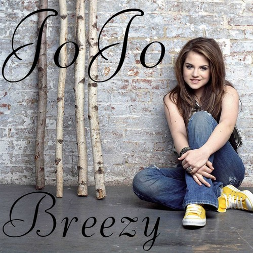 JoJo Levesque wallpaper containing a street, a sign, and a carriageway titled JoJo - Breezy