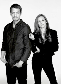 Joel Kinnman & Mireille Enos