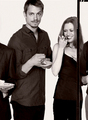 Joel Kinnman & Mireille Enos - the-killing photo