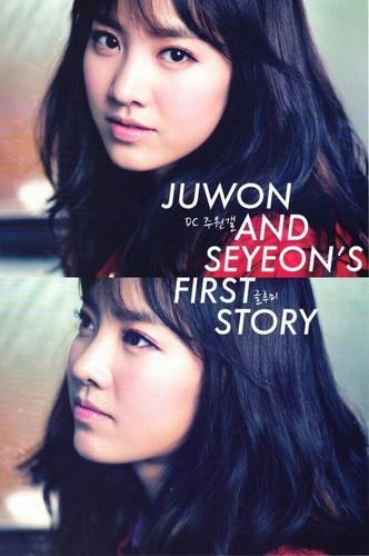 Joo Won & Jin Se Yeon - Edwin CF