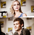 Joseph & Candice - klaus-and-caroline fan art