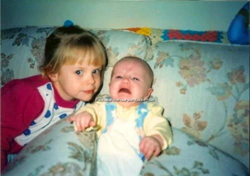 Josh and his Aunt Amanda