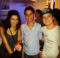 Josh at Paradise Lost wrap party - josh-hutcherson photo