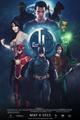 Justice League (FAN-MADE) Movie Poster - dc-comics fan art