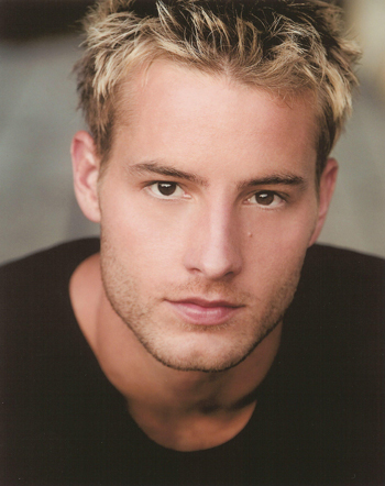 Justin Hartley Hintergrund with a portrait entitled Justin♥
