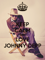 KEEP CALM and love this man...