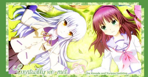 Kanade and Yuri