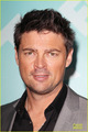 Karl Urban at fox, mbweha upfronts