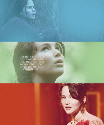 katniss everdeen wallpaper possibly with a portrait called Katniss