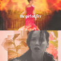 Katniss - katniss-everdeen fan art