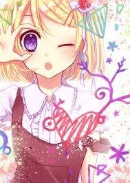 kawaii anime fondo de pantalla called Kawaii Rin!