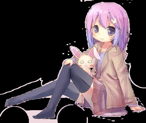kawaii anime fondo de pantalla entitled Kawaii girl ❤
