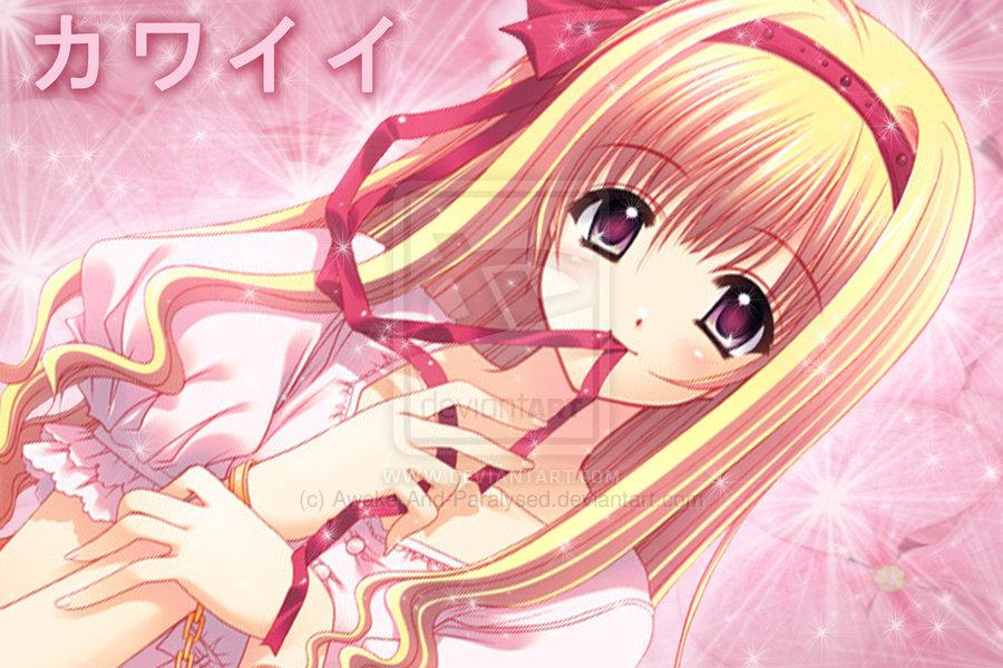 Kawaii girl ❤