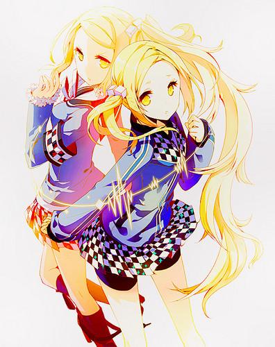 Kawaii girls ❤