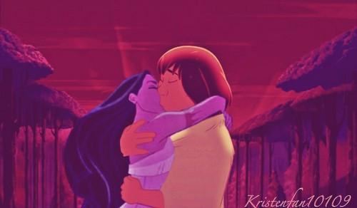 Kenai & Pocahontas