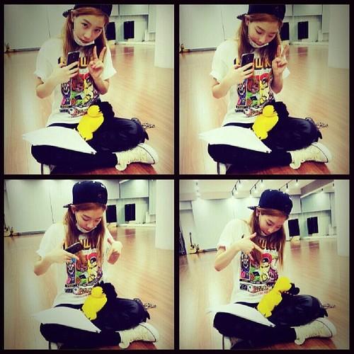 Kid Leader Taeyeon