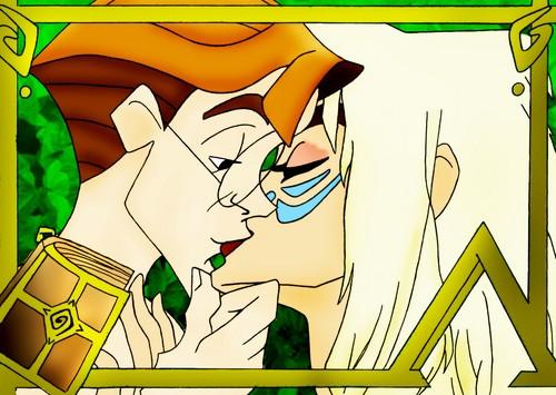 Kida and Milo
