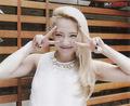 Kim Hyoyeon for Topshop ~