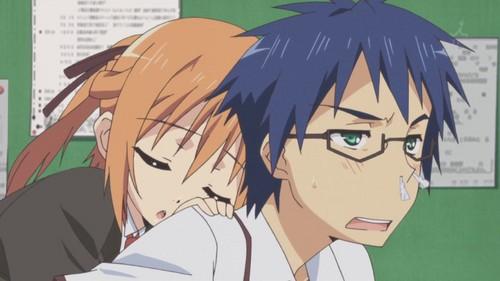 Konoe and Kinjiro