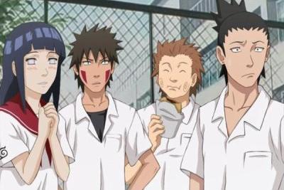 Konoha Naruto moments