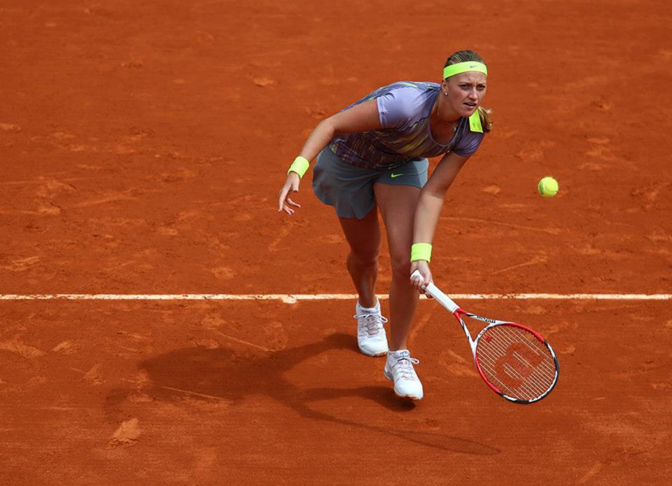 Kvitova RG 2013