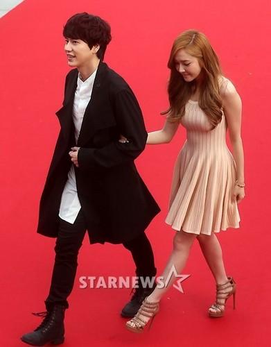 Kyuhyun & Jessica (KyuSic) ~