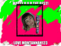LOVE MONIEY - matty-b-raps fan art