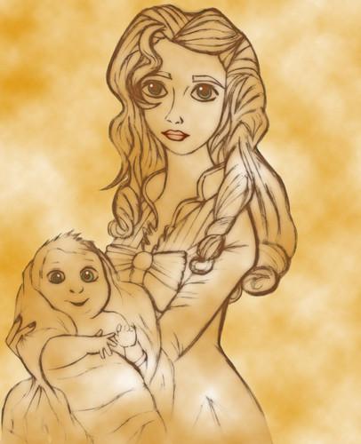 Lady Alice and Tarzan