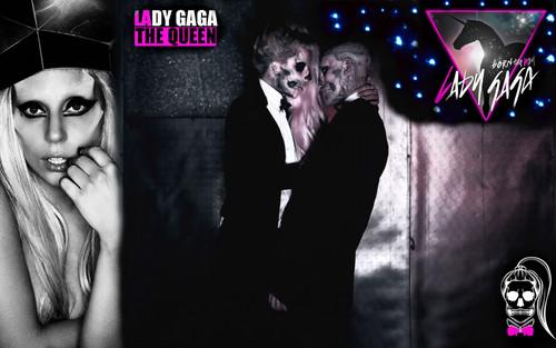 Lady Gaga achtergronden HD