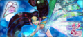 Layla/Aisha 3D Sirenix Wallpaper~ - the-winx-club fan art