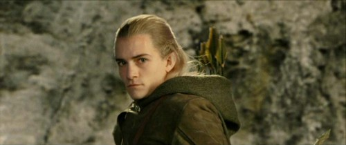 Legolas Greenleaf wallpaper possibly containing a hip boot and a box coat entitled Legolas - Return of the King (Extended)