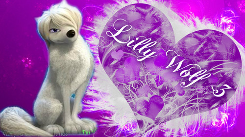 Lilly Wolf......not that good of an edit...
