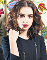 "Lily for ""The Times"" UK [July 2013] - lily-collins photo"