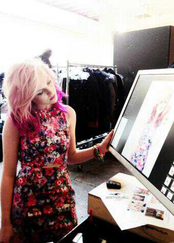 Little mix photoshoot: Seventeen magazine