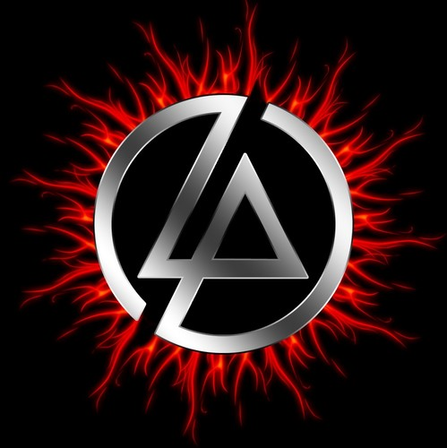 Linkin Park fond d'écran probably containing a feu and a feu called Logo