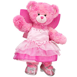 Lovely and Cute rosa Teddy bär
