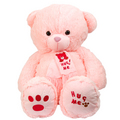 Lovely and Cute kulay-rosas Teddy madala