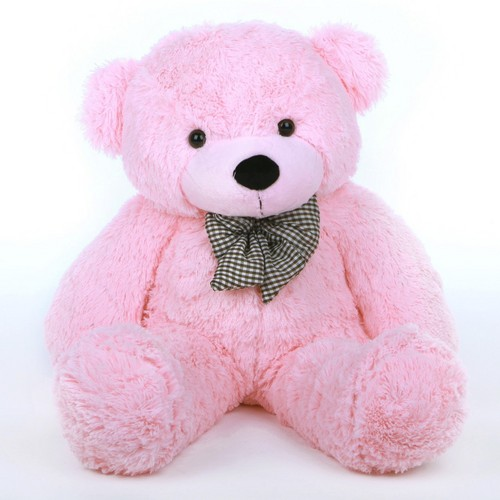 Lovely and Cute rosa Teddy orso