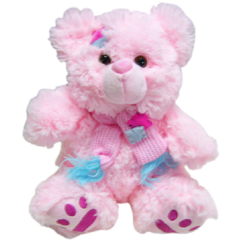 Colors images Lovely and Cute Pink Teddy Bear wallpaper and ...