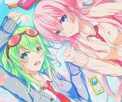 Luka and Gumi