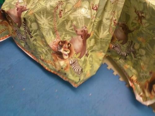 Madagascar Tablecloth