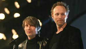 Mads Mikkelsen and Lars Mikkelsen