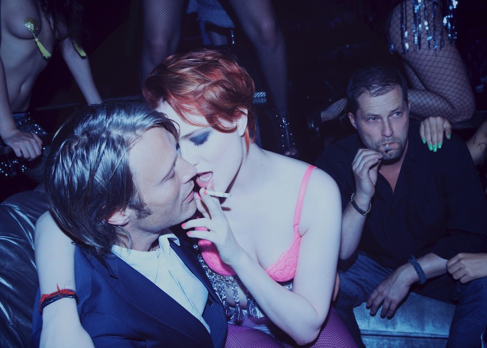Mads in 'The Necessary Death of Charlie Countryman'