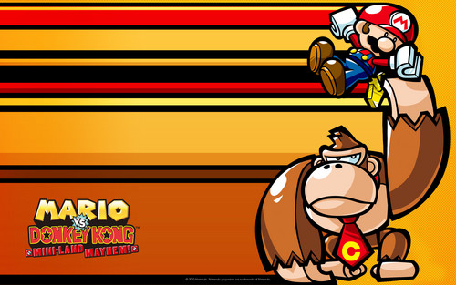 Mario vs. Donkey Kong™: Mini-Land Mayhem!
