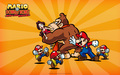 Mario vs. Donkey Kong™: Mini-Land Mayhem! - nintendo wallpaper