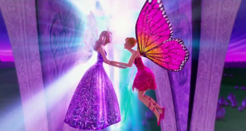 Mariposa and Fairy Princess Trailer
