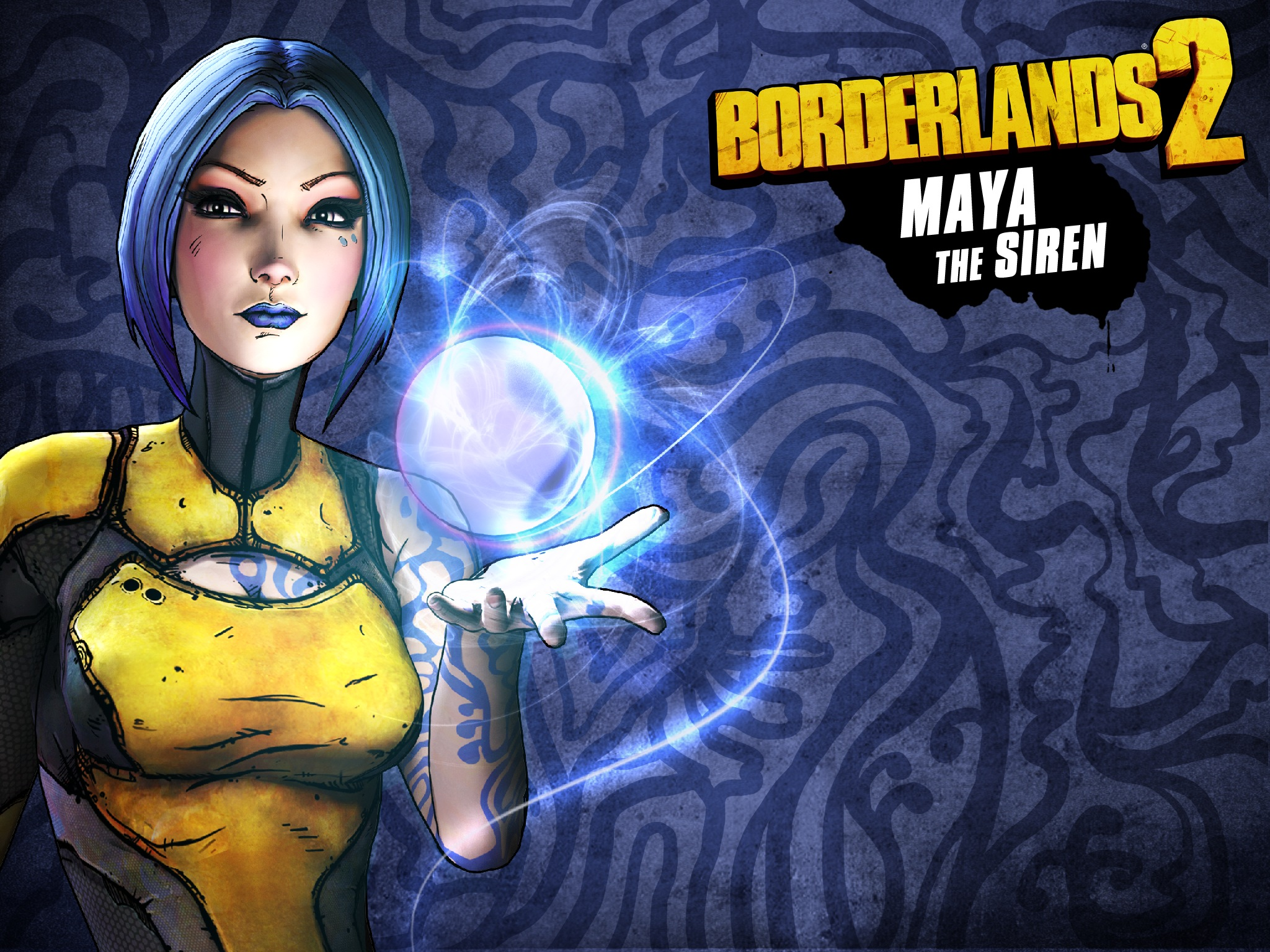 Maya - Siren - Borderlands 2 Photo (34690845) - Fanpop